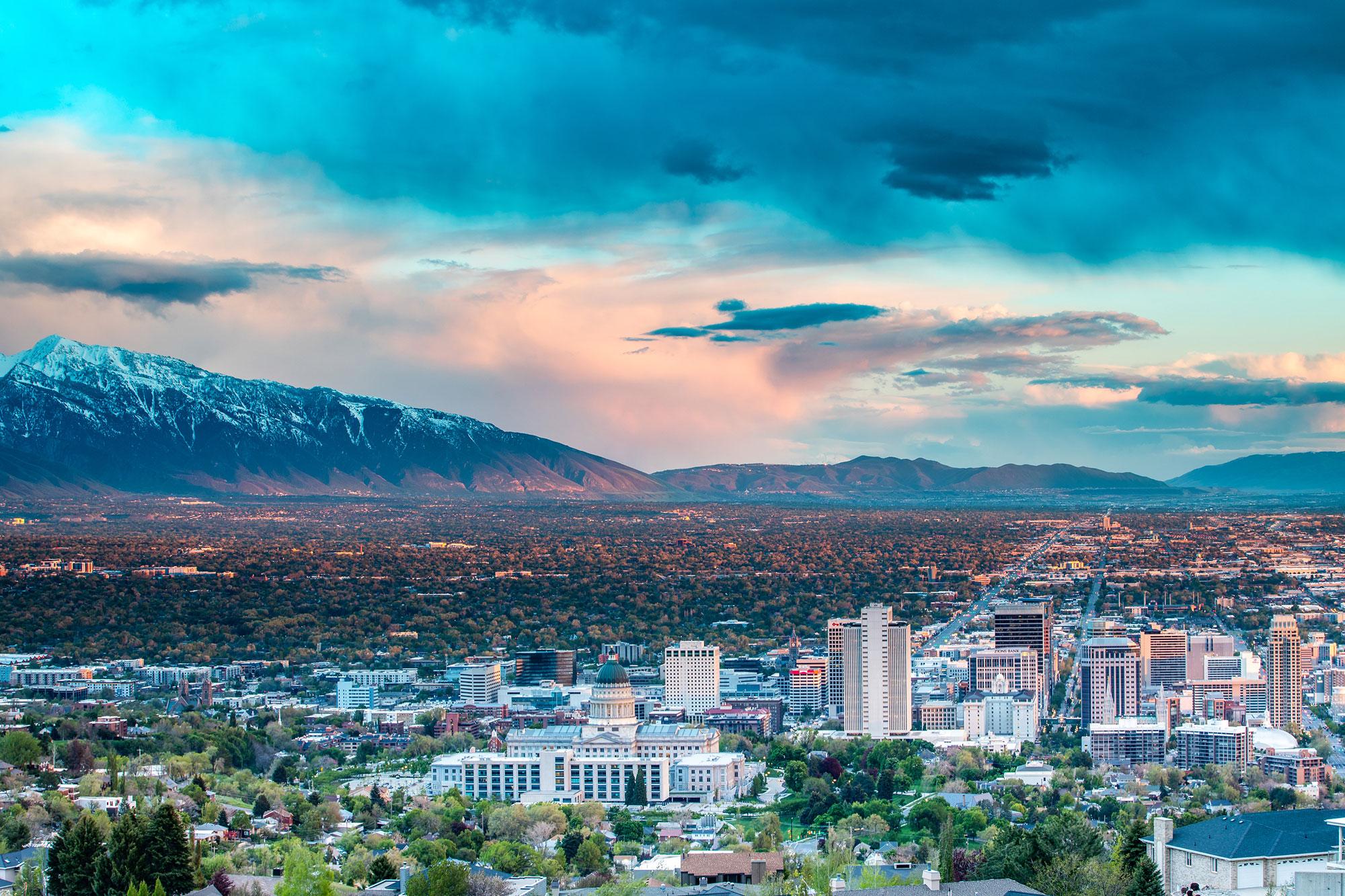 Digging Salt Lake City For 2 Days | Visit Utah