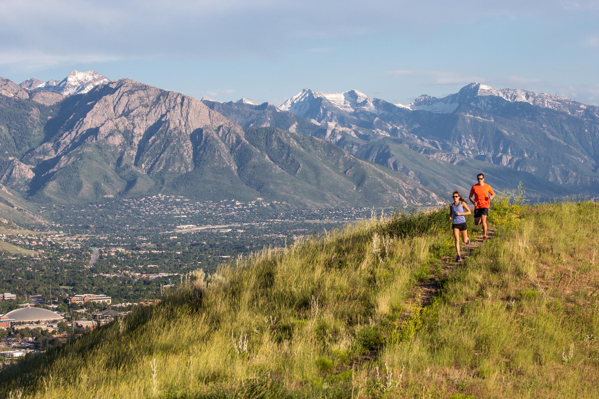 Salt Lake City Hiking | Trails Near Salt Lake City | Visit ...